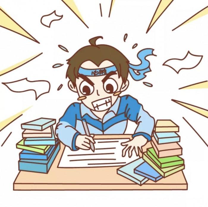 高二学子,不再迷茫 —线上学习优秀学子系列报道二